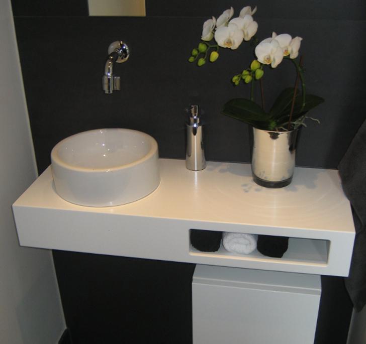 Toiletten idee n - Kleur toilet idee ...