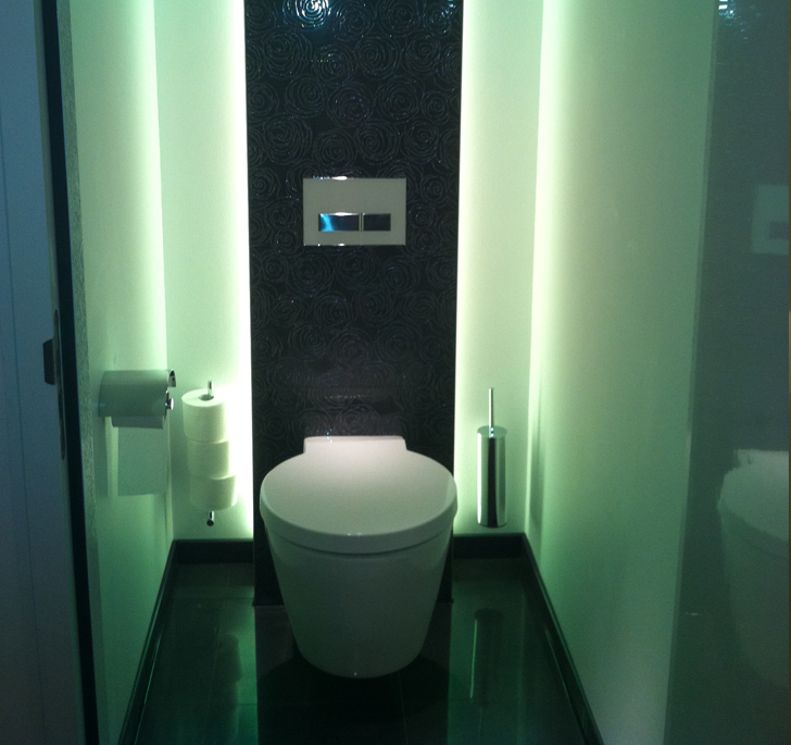 1000 images about toilet on pinterest for Toilet idee